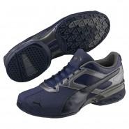 Puma Tazon 6 Shoes Mens Peacoat-Iron Gate-Black (416TMJOQ)