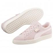 Puma Suede Classic Shoes Mens Pearl-Whisper White (418NOVST)
