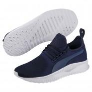 Chaussure Puma TSUGI Homme Bleu Marine/Blanche (425DUKTZ)