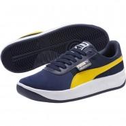 Puma California Shoes Womens Peacoat-Spectrayellw-P Wht (425PKMRW)