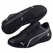 Puma BMW Motorsport Shoes Boys Anthracite-Anthracite (436QMGCN)