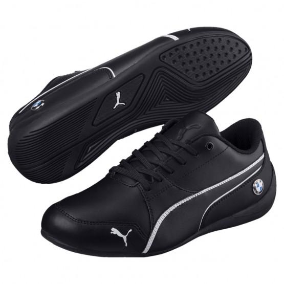 Puma BMW Motorsport Shoes Boys Anthracite-Anthracite (436QMGCN)