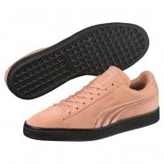Puma Suede Classic Shoes Mens Muted Clay-Black (441QPHVS)