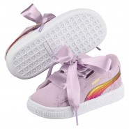 Puma x MINIONS Shoes Girls Winsome Orchid (443OEZJP)