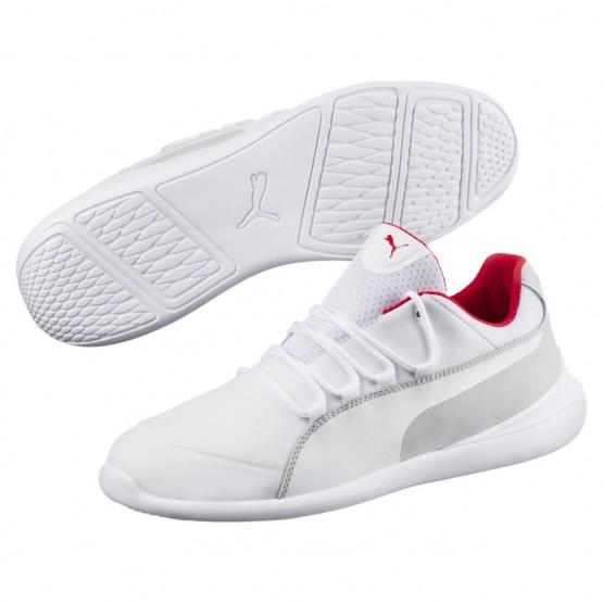 Puma Ferrari Shoes Mens White-White (466ZPOFA)