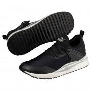 Chaussure Puma Pacer Next Femme Noir/Blanche (510WJXCO)