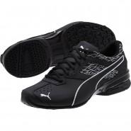 Puma Tazon 6 Shoes Mens Black-Black (511TJQPC)