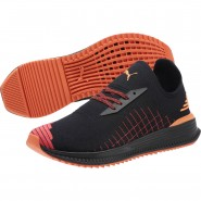 Puma AVID Shoes Mens Black-Paradise Pink (512WRQZT)