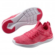 Puma IGNITE Flash Running Shoes Womens Paradise Pink-Fluo Peach (517YWMDB)
