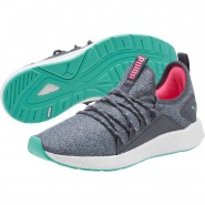 Puma NRGY Neko Training Shoes Womens Iron Gate-Quarry (526HCWOZ)
