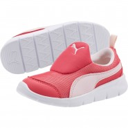 Puma Bao 3 Mesh Shoes Boys Paradise Pink-Pearl (529MJDXH)