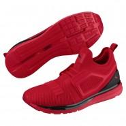 Puma IGNITE Limitless Shoes Mens Ribbon Red-Black (532OPWJF)