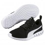 Chaussure Puma Carson 2 Garcon Noir/Blanche (533DFYRO)