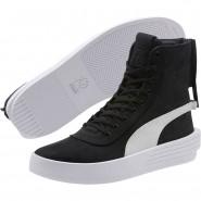Puma x XO Parallel Shoes Mens Black-White (535GLDER)