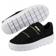 Puma Platform Shoes Womens Black-Black (546EDWSQ)