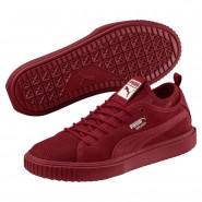 Puma Breaker Shoes Mens Red Dahlia-Red Dahlia (554EKLRG)