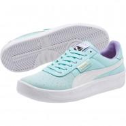 Puma California Shoes Womens Island Paradise-P Wht-P Wht (557KSXHW)