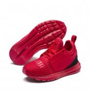 Puma Limitless Shoes Girls Ribbon Red-Black (557WVJXK)