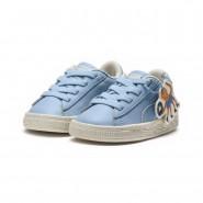 Chaussure Puma x TINYCOTTONS Fille Blanche (567VNAKG)