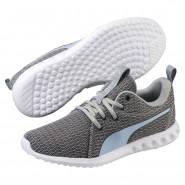 Puma Carson 2 Training Shoes Womens Quarry-White (571IAMJL)