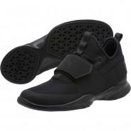Puma Dare Training Shoes Womens Black-Black (574PFLSB)