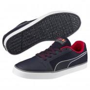 Puma Bull Racing Shoes Mens Night Sky-Night Sky-Chns Red (583XDGAI)