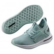Puma IGNITE Limitless Running Shoes Womens Aquifer (593NMJUA)