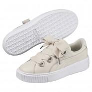 Puma Platform Shoes Womens Birch (604YDPWU)