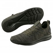 Chaussure Puma IGNITE Flash Homme Grise/Noir (610NUIQT)
