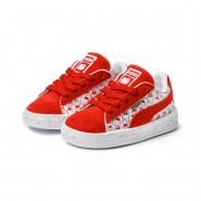 Puma x HELLO KITTY Shoes Boys Bright Red-Bright Red (619LVGCO)