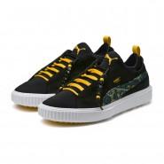 Chaussure Puma Breaker Homme Noir (639XYWFK)