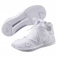 Puma Fierce Shoes Womens White-White (644SFNWE)