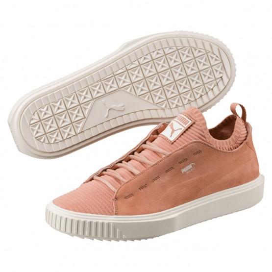 Puma Breaker Shoes Mens Muted Clay-Whisper White (662GHSKI)