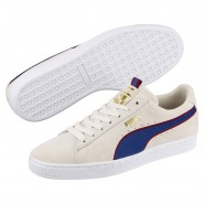 Puma Suede Classic Shoes Mens Gray-Pomegra-Sodalite (670SAOYK)