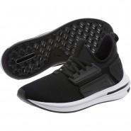 Puma IGNITE Limitless Running Shoes Womens Black (683GNHKE)