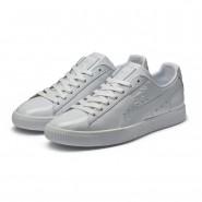 Puma Clyde Shoes Mens White (700EIACL)