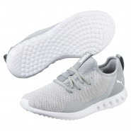 Puma Carson 2 Training Shoes Womens Quarry-White (706AQWJI)