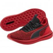 Puma IGNITE Limitless Running Shoes Mens Ribbon Red-Black (712XWOIE)