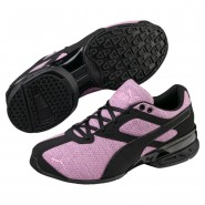Chaussure Puma Tazon 6 Garcon Violette/Noir (728HLIQA)