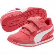 Puma ST Runner v2 Shoes Boys Paradise Pink-White (736TMHPS)