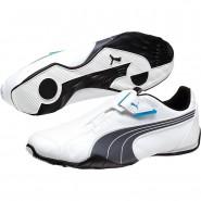Puma Redon Move Shoes Mens White-Dark Shadow-Black (737KRYHU)
