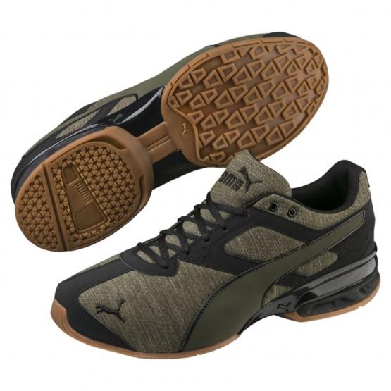 Chaussure de Foot Puma Tazon 6 Homme Noir (742DSIGC)