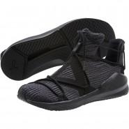 Puma Fierce Training Shoes Womens Black-Black (744KECXZ)