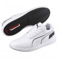 Puma BMW M Shoes Mens White-White-Anthracite (754KPSBO)