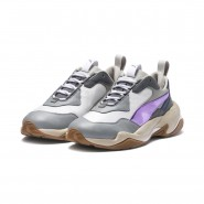 Chaussure Casual Puma Thunder Electric Femme Blanche/Rose Lavande (755EJCBY)