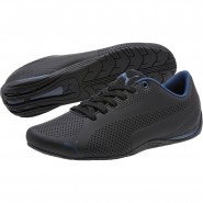 Puma Drift Cat Shoes Mens Black-Sargasso Sea (757XWUNL)