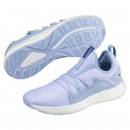 Puma NRGY Neko Training Shoes Womens Cerulean-Peacoat (762GCNQM)