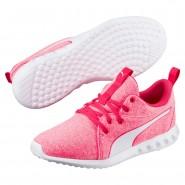 Puma Carson 2 Training Shoes Womens Bright Plasma-White (766RCUPK)