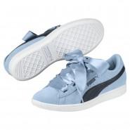 Puma Vikky Shoes Girls Cerulean-Peacoat (773RDJNH)