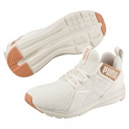 Puma Enzo Training Shoes Womens Whisper White-Dusty Coral (781XNLDO)